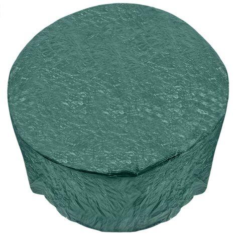 PrimeMatik - Funda protectora impermeable para barbacoa 75x101cm