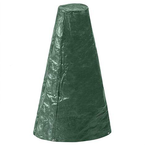 PrimeMatik - Funda protectora impermeable para estufa de jardín 182x61cm