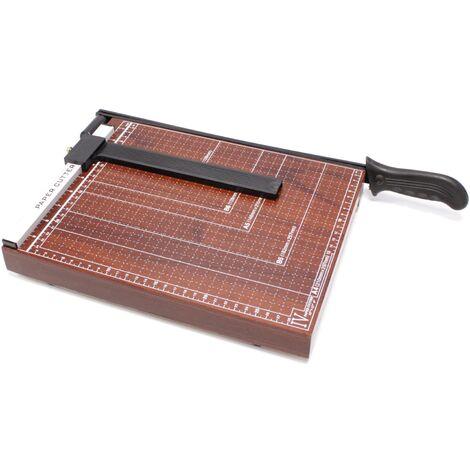 PrimeMatik - Guillotine paper cutter A4 30x25cm