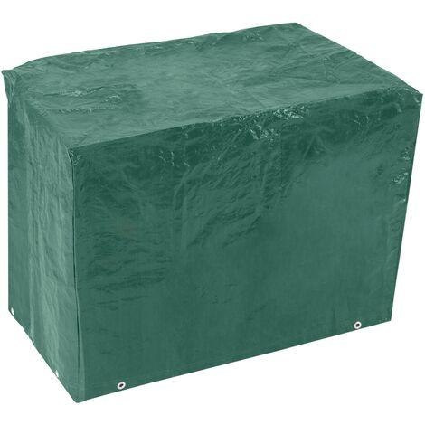 PrimeMatik - Housse de protection étanche pour barbecue 120x100x60cm
