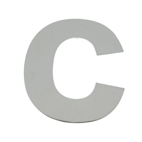 PrimeMatik - Letter C in stainless steel 150 mm marking
