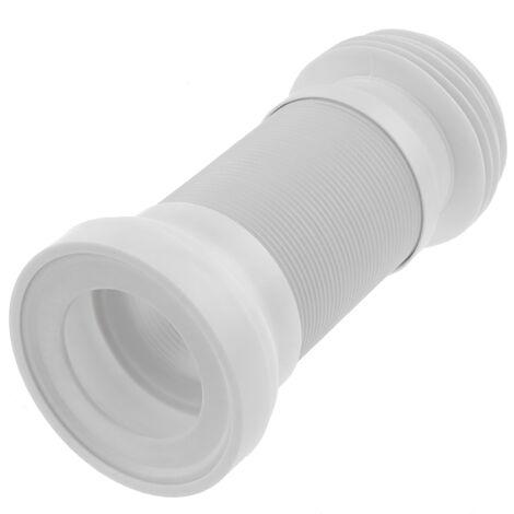 PrimeMatik - Manguito conexión inodoro extensible ∅ 110mm