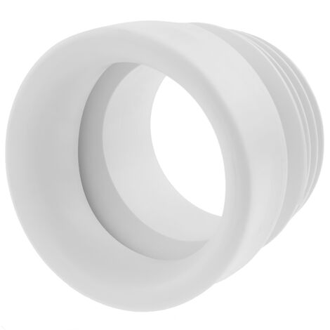 PrimeMatik - Manguito conexión inodoro recto elástico ∅ 110mm