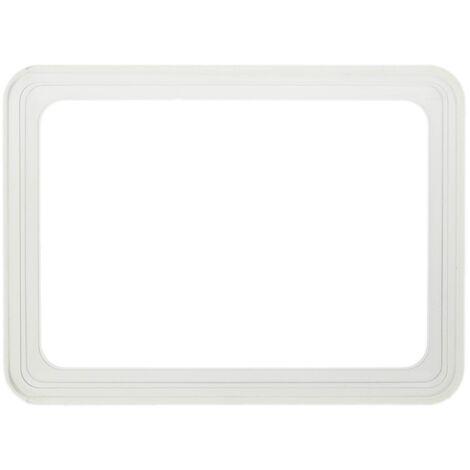 PrimeMatik - Marco para letreros y carteles A4 306x215mm transparente para rotulación