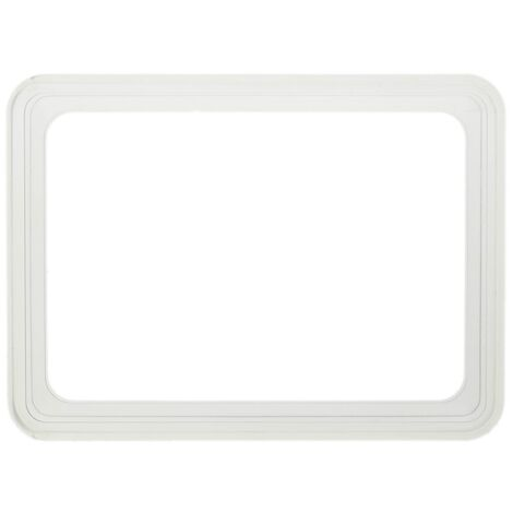 PrimeMatik - Marco para letreros y carteles A5 218x155mm transparente para rotulación