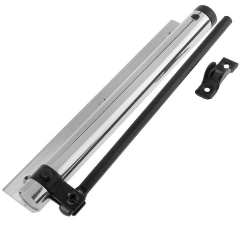 PrimeMatik - Mechanical spring door closer 25-45 Kg
