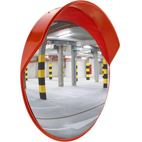 PrimeMatik - Miroir convexe pour la signalisation de surveillance de la sécurité routière 45 cm