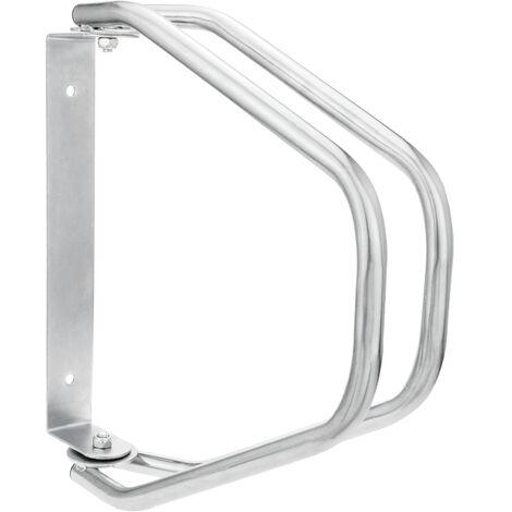 PrimeMatik - Parcheggio orientabile per 1 biciclette Supporto portabiciclette per muro