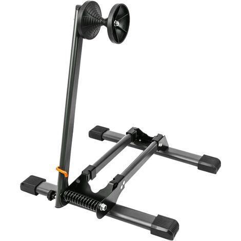PrimeMatik - Râtelier pour vélos Système range-vélo support pour bicyclette en acier Fixation à sol