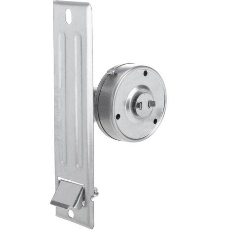 PrimeMatik - Recogedor de metal para persiana sin embellecedor