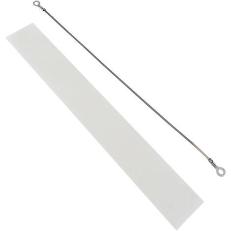 PrimeMatik - Résistance parties d'étanchéité thermiques pour 30cm