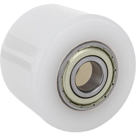 PrimeMatik - Roue pour transpalette Rouleau pour palette en nylon 80 x 60 mm 600 kg