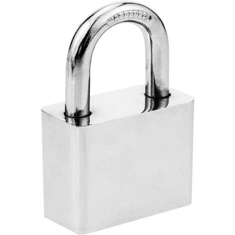 PrimeMatik - Security padlock iron 50mm