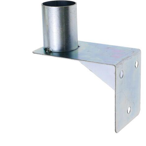 PrimeMatik - Soporte de pared para espejo convexo de seguridad 50mm