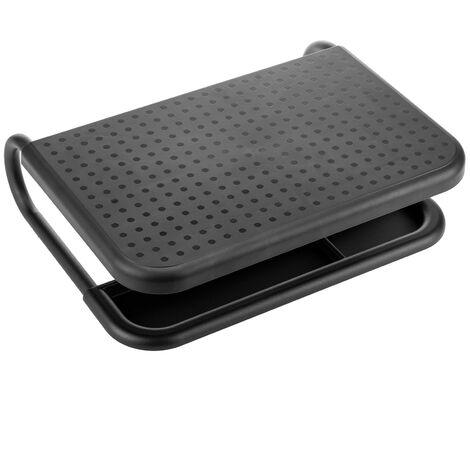 PrimeMatik - Soporte para monitor Elevador de pantalla negro
