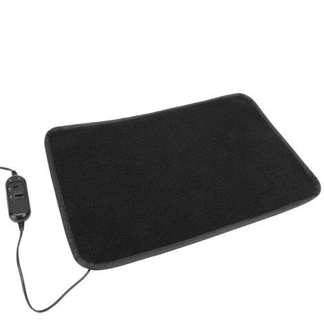 PrimeMatik - Tapis chauffant moquette thermique pour sol et pieds 60 x 40 cm 75W