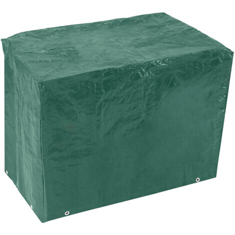 PrimeMatik - Waterproof protective cover for barbecue 120x100x60cm