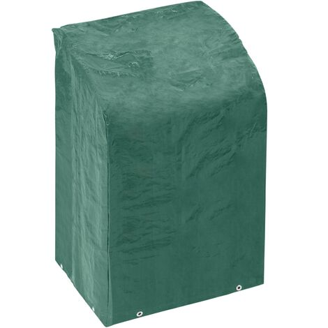 PrimeMatik - Waterproof protective cover for stacking chairs 83x123x65cm