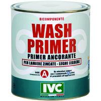 PRIMER ANCORANTE BICOMPONENTE HEX WASH PRIMER c/A LT. 0,750 GIALLO
