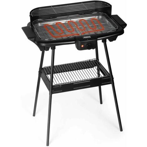 Princess Barbecue électrique Noir 2000 W 112247