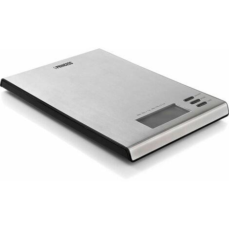Princess Kitchen Scale Silver