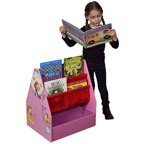Princess Magazine Storage Shelf