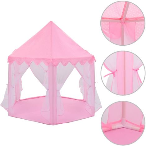 Princess Play Tent Pink
