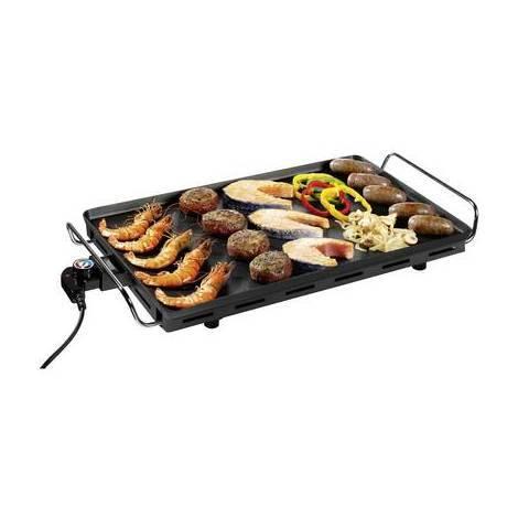 Princess Table Chef XXL Elettrico Griglia da tavolo Con regolazione manuale della temperatura Nero