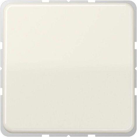 Prise 2P+T avec clapet Jung CD1520NBFKL simple Insert blanc crème 1 pc(s)