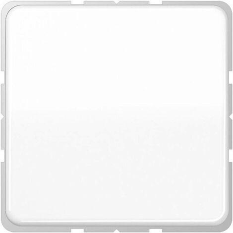 Prise 2P+T avec clapet Jung CD1520NBFKLWW simple Insert blanc-alpin 1 pc(s)