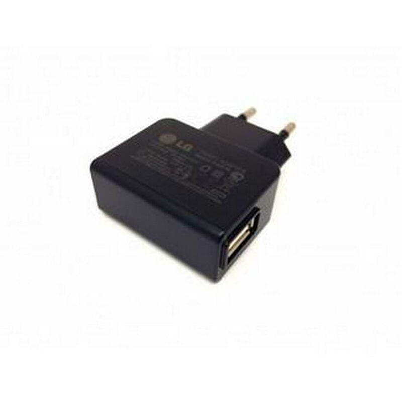 LG - Prise chargeur secteur sans câble USB Optimus (SSAD0038301) Smartphone, téléphone mobile