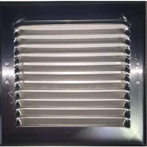 Prise d'air façade avec manchon télescopique PAF