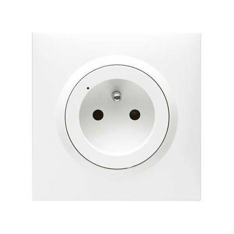 Prise de courant connectée - Dooxie with Netatmo - 16A - 3680W - Blanc