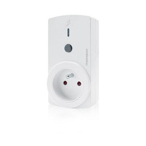 Prise détecteur - Coupure d'électricité
