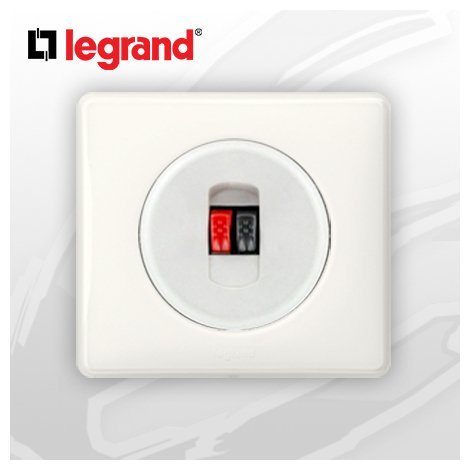 Prise Hp Simple Complete Legrand Celiane Blanc Glossy Yesterday