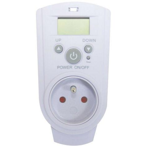 Prise Hygrostat digitale - Winflex ventilation