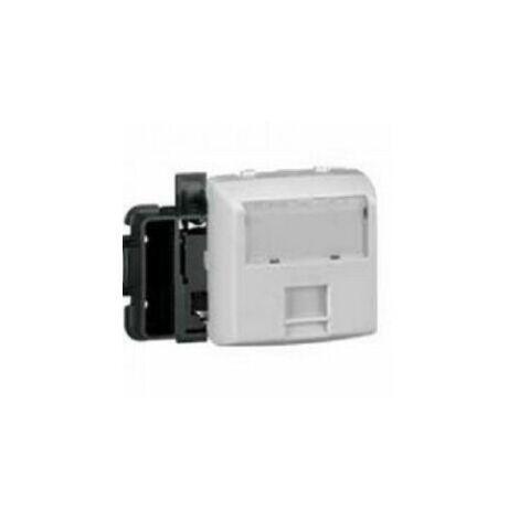Prise RJ45 -catégorie 5 - FTP- 9 contacts - saillie composable - 086161- Legrand