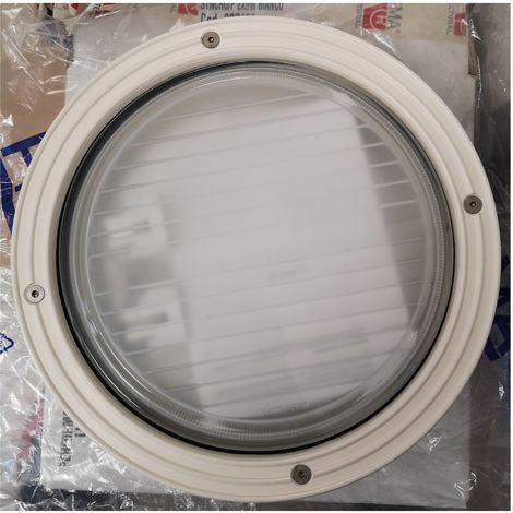 Prisma 007.186 Hublot Syncro / P G23 2x9W blanco (bombillas no incluidas)