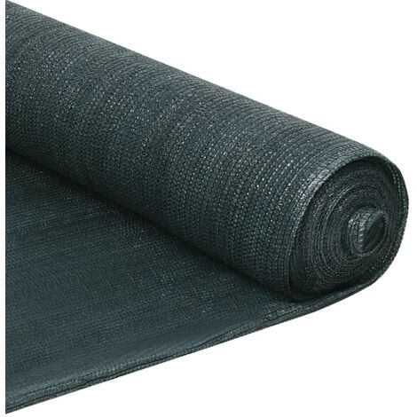Privacy Net HDPE 1.5x25 m Green