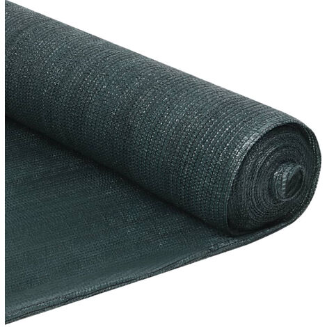 Privacy Net HDPE 1x10 m Green
