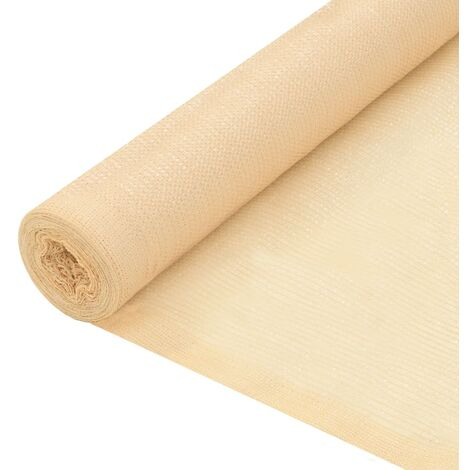 Privacy Net HDPE 2x50 m Beige