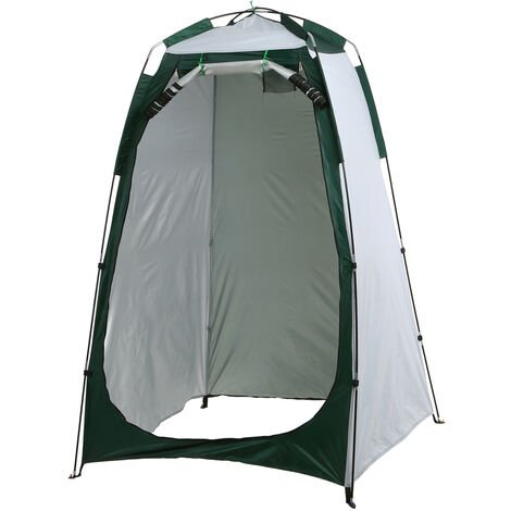 """main image of """"Privacy Shelter Tent Portable Outdoor Camping Beach Shower Toilet Changing Tent Sun Rain Shelter with Window"""""""