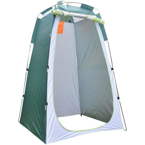 Privacy tent Pop up shower toilet toilet camper intimité sheltered room for outdoor indoor, 47.24 x 47.24 x 74.80 inches