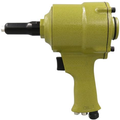 Pro Air Riveteuse Pistolet Pneumatique De Type Pop Rivet Gun Air Electroportatifs Riveteusem, Or
