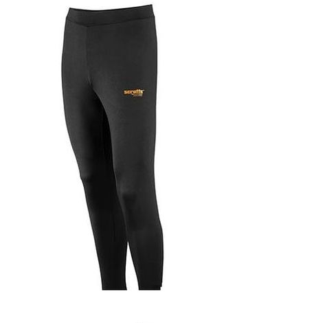 Pro Baselayer Bottoms Black - L