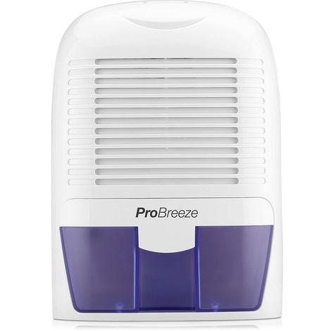 Pro Breeze 1500 ml Peltier Luftentfeuchter gegen Schimmel und Feuchtigkeit