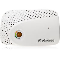 Pro Breeze Moisture Absorbing Dehumidifier for Damp Air in Small Spaces – Rechargeable & Cordless