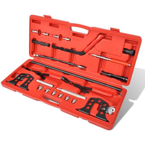 Mekanik Fan Clutch Wrench Set Foreign /& Domestic Clutch Remover Installer Vehicle