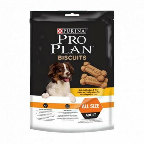 Pro dog biscuits chicken & rice 400g