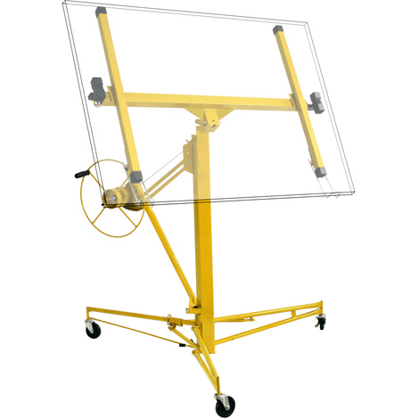 Pro Drywall Lift & Sheetrock Lifter Panel Hoist